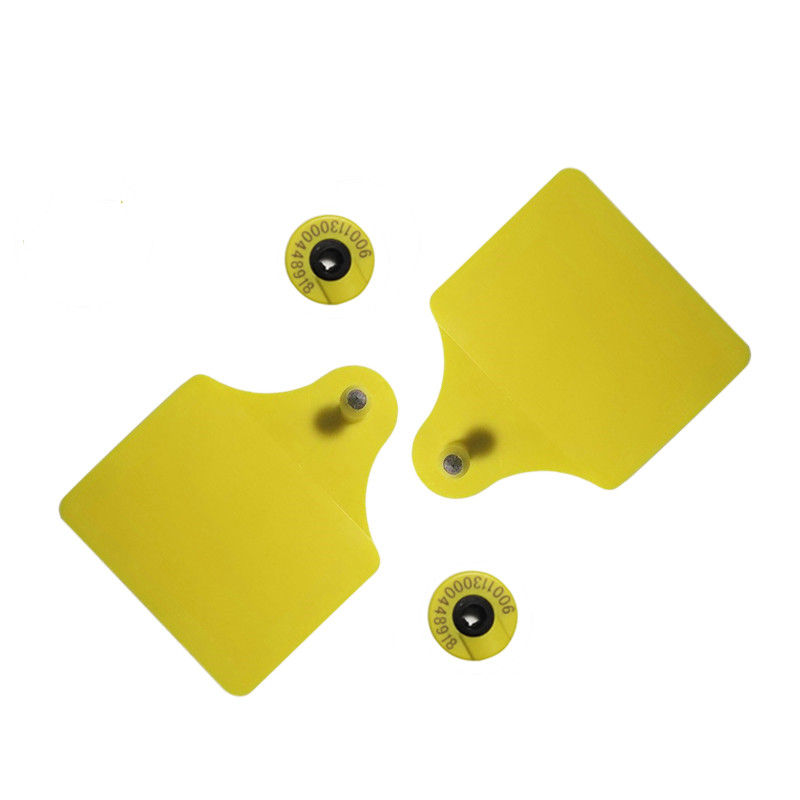 ISO11784/5 134.2Khz RFID animal ear tag for animal identification EID Tag Farm Management Animal Tracking for cows sheep cattle