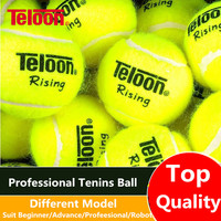 Teloon Professional Tennis Balls Different Model 603/Rising/Coach/X-ace for Match Training Robot tenis Ball for Pet Dog K016SPA