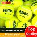 Teloon Professionelle Tennis Bälle Verschiedene Modell 603/Rising/Coach/X-ace für Spiel Ausbildung Roboter tenis ball für Pet Hund K016SPA