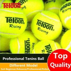 Teloon profissional bolas de tênis modelo diferente 603/subindo/treinador/x-ace para jogo treinamento robô tenis bola para cão de estimação k016spa