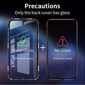 Магнитный металлический чехол для Samsung Galaxy S20 Ultra S10 S8 S9 Plus S7 Edge чехол для Samsung Galaxy A51 A71 A10 A20 A30 A50 A70