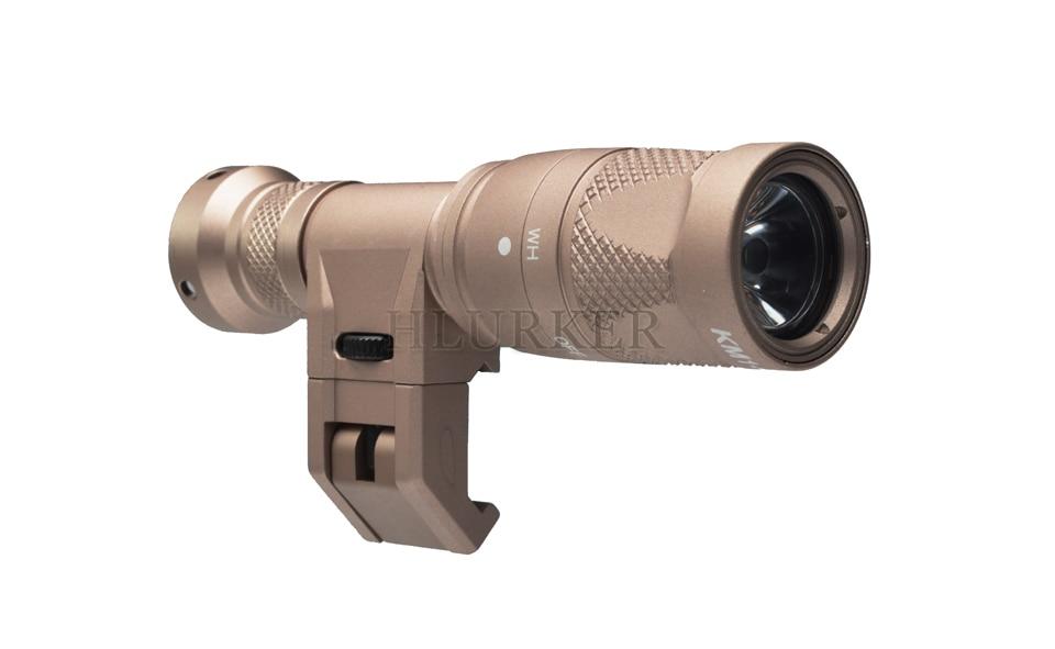 LED Arma Luz Para M4 M16 rifle