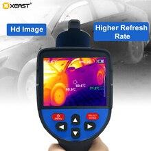 XEAST di macchina fotografica termica individua rapidamente ed elimina i difetti, attrezzature per la manutenzione del veicolo di rilevamento, rilevamento delle perdite di acqua