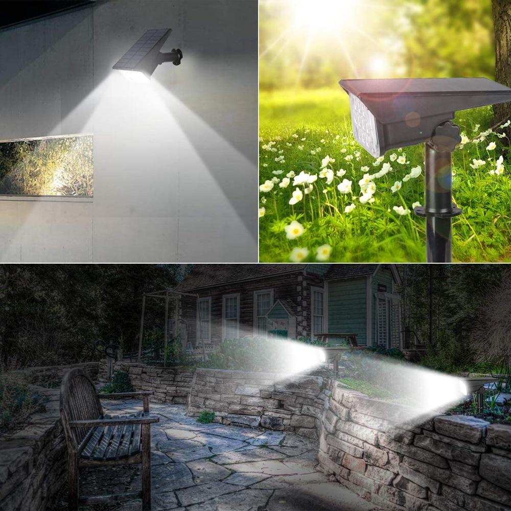 led à prova dwaterproof água gramado spotlight