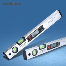 400mmDigital Protractor Inclinometer Protractor Angle Gauge Finder electronic Level Horizontal Ruler slope test Ruler DIY tools
