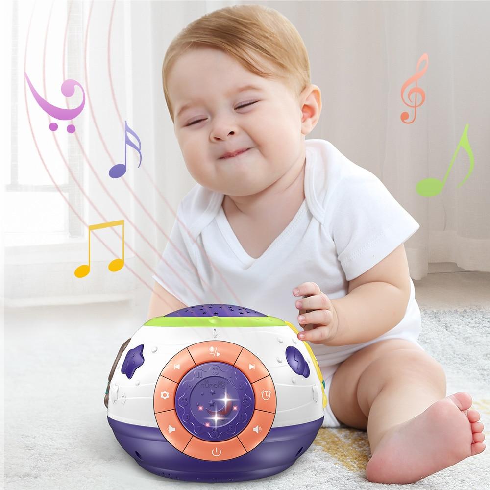 Luminous Toys Starry Sky Night Light Projector Children Night Light Projector Kids Baby Sleep Toys Projector Birthday Toys