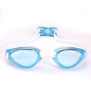 Mężczyźni kobiety profesjonalne okulary pływackie Anti-fog ochrona UV okulary pływackie wodoodporne silikonowe gogle pływackie okulary dla dorosłych tanie i dobre opinie SILICONE NoEnName_Null MULTI CN (pochodzenie) Z poliwęglanu 45-b 3 2cm 4 5cm Pływać