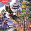 Diamond Painting Full Drill Eagle Embroidery Animal Home Decor 1