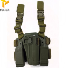 Top Quality CQC Colt1911Thigh  Tactical Holster Adjustable Strap Hunting Airsoft Pistol Gun Paintball Shooting Military