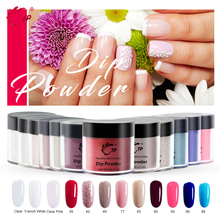 28g 1oz #01-32 Dipping Powder Set Nail Holographic Glitter Dip Powder Nails For Manicure Gel Nail Polish Chrome Pigment Powder недорого