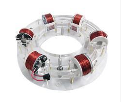 Кольцевой ускоритель кольцо ускоритель циклотрон hi-tech игрушка физика модель diy набор детский подарок игрушка циклотрон