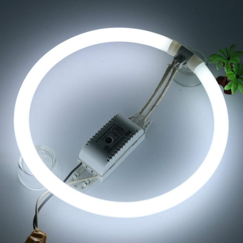 T5 Fluorescent Tube Circular Lamps Circle Energy saving Round T5 Diameter 16mm FSL 22/28/32/40W 865/827 Bulb Lighting G10Q 4PCS Energy Saving & Fluorescent  - AliExpress