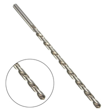 цена на Extra Long 350mm HSS Auger Twist Drill Bit Micro High Speed Steel HSS Straight Shank Mini Twist Drill Bits Electric Drill