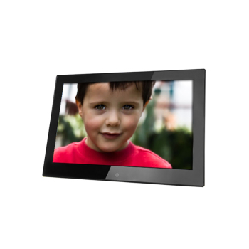 Chinese suppliers 13.3 inch customized led display advertising lcd digital photo frame