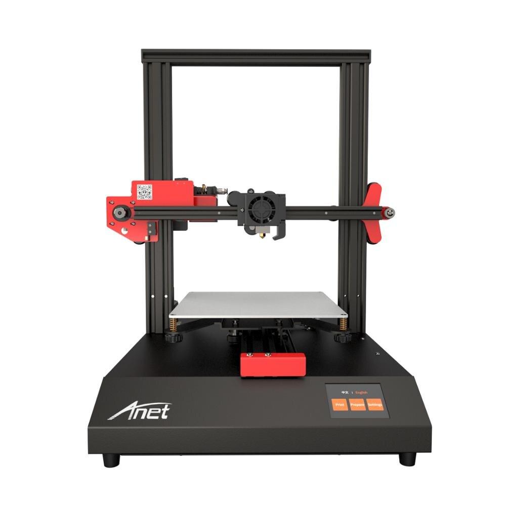 Anet A8 ET4 3d drucker DIY Hohe Präzision Desktop FDM 3D Drucker größe 220x220x250mm unterstützung filament Erkennung Impresora 3d prin