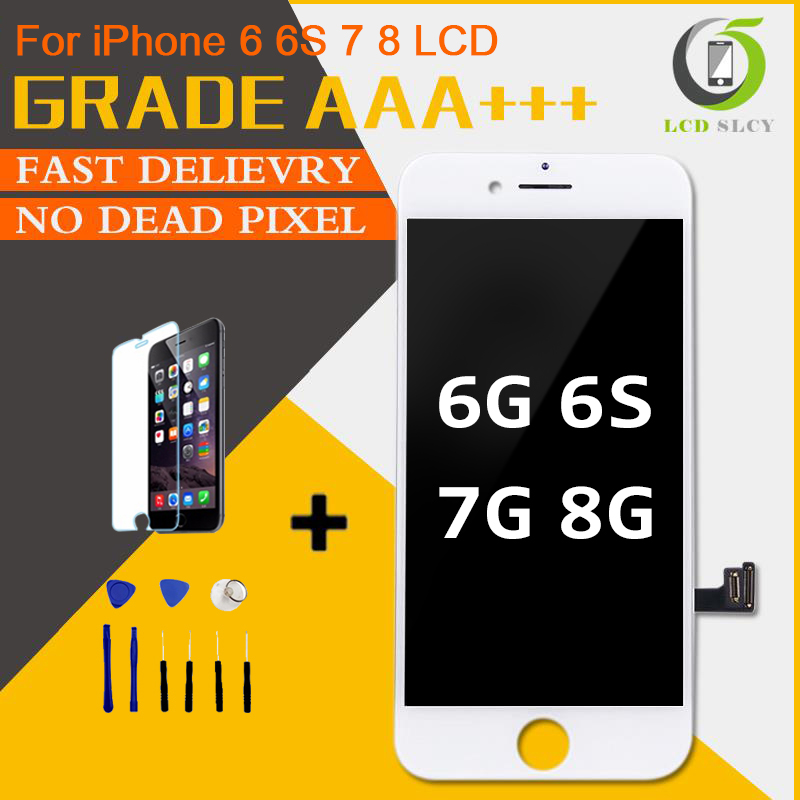 Perfect Quality AAA For iPhone 7 LCD 4 7 inch Screen Diaplay 100 No Dead Innrech Market.com