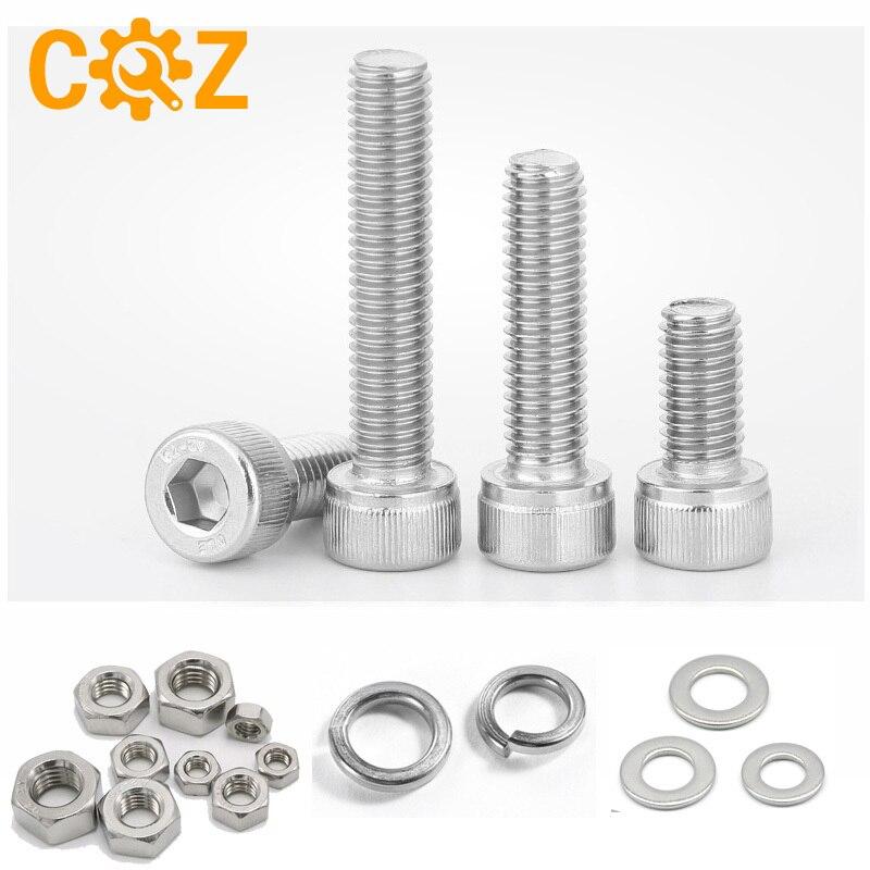 Thread Size #4-40 FastenerParts Thread Locking Set Screw Alloy Steel