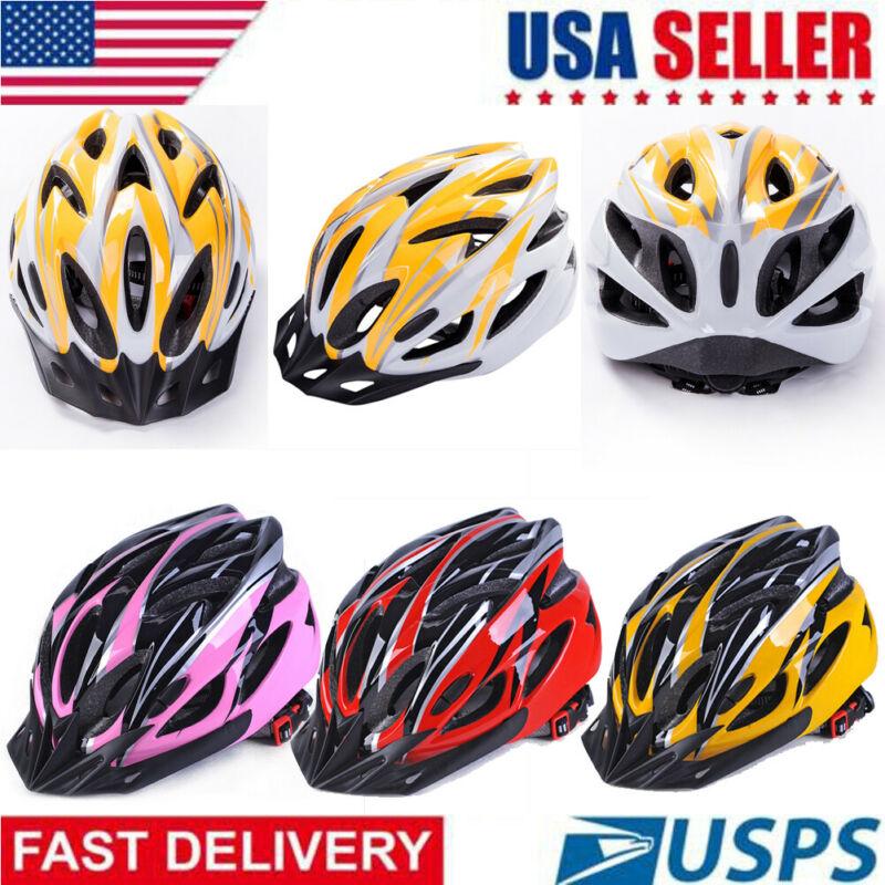 Bicycle Helmet Road Cycling MTB Mountain BIKE Sport Safety Helmet Adjustable USA