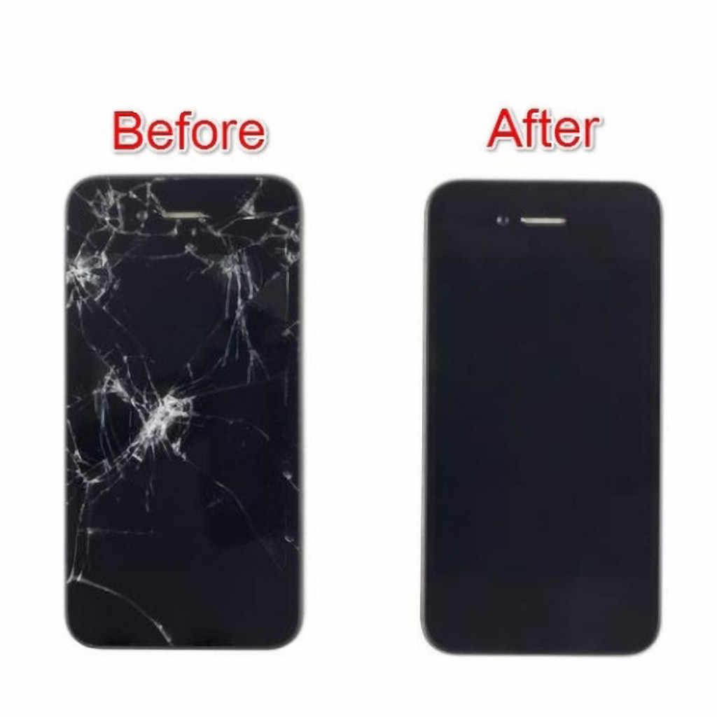 10ML UV กาว LOCA กาวใสเปลี่ยนสำหรับ Touch Screen สำหรับ iPhone โทรศัพท์มือถือ Drop Shipping 2020