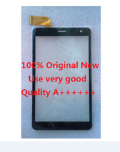 Free shipping 7 inch touch screen(180mm*105mm),100% New for Dexp Ursus N570 touch screen,test good send touch panel digitizer(China)