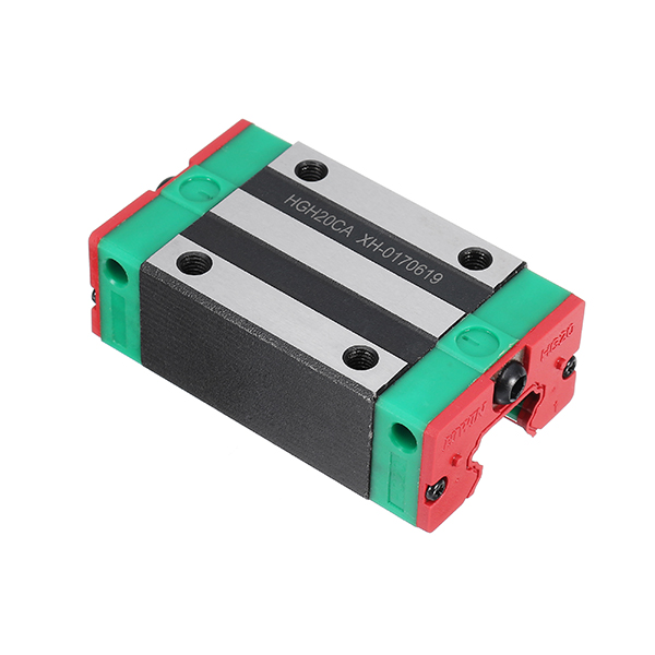 Linear Guides Slider HGH20 20mm Linear Rail Guide Block CNC Parts Steel|Linear Guides| |  - title=