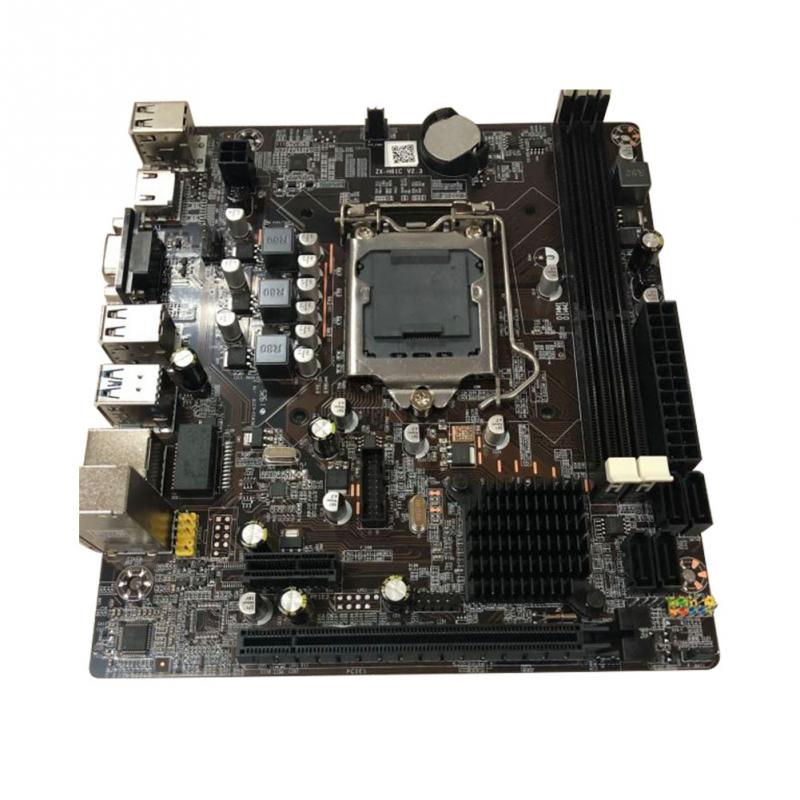 B75 LGA 1155 Motherboard DDR3 Memory 32G USB 3.0 Supports I3 I5 I7 Computer Motherboard