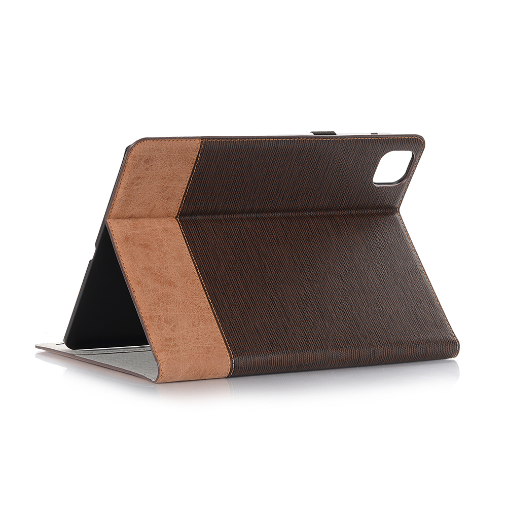 For Case iPad 2020 iPad Tablet PU 9 Pro Brown Business Cover Pro For Back 12 Series 2020