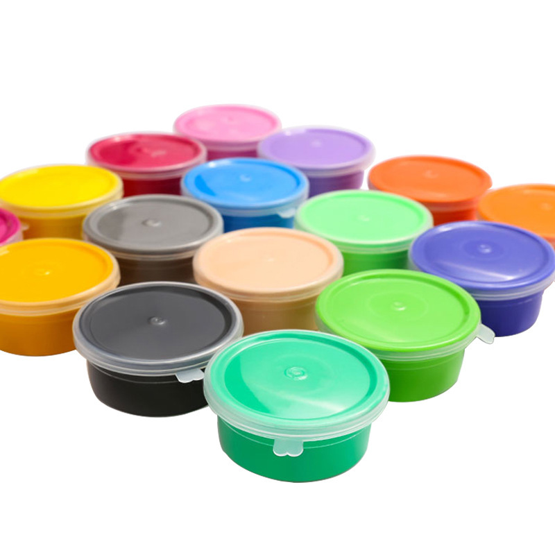 20 G Box Manufacturers Selling Super Light Clay Color Rubber Mud Bag Space Light Clay 20 Grams Of Children's Diy Toys