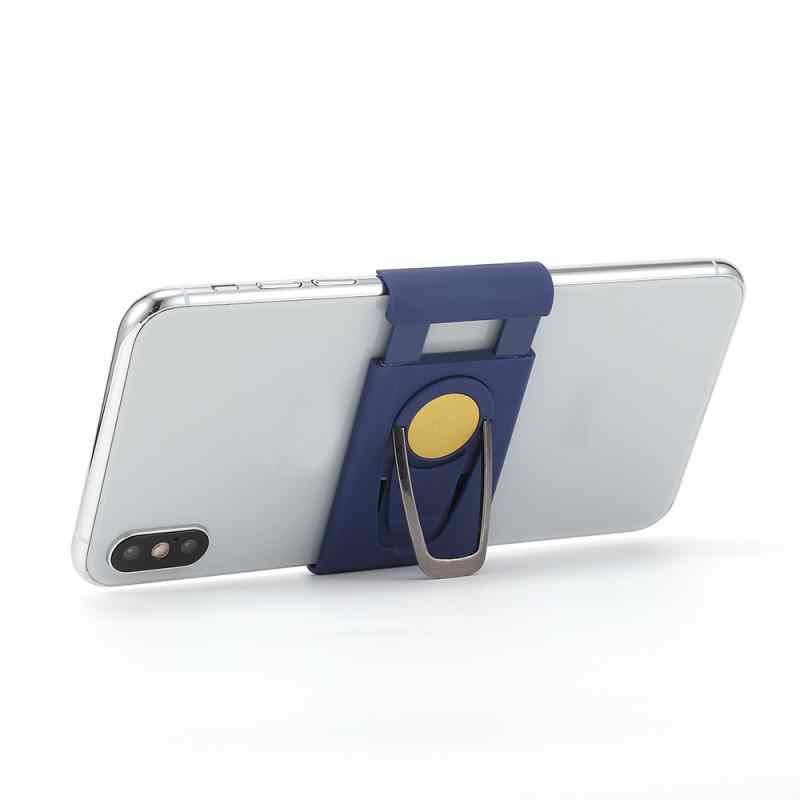 Multifunctionele Verstelbare Mobiele Telefoon Houder 360-Graden Draaibare Vinger Ring Houder Beugel Voor Iphone Xiaomi Huawei Samsung