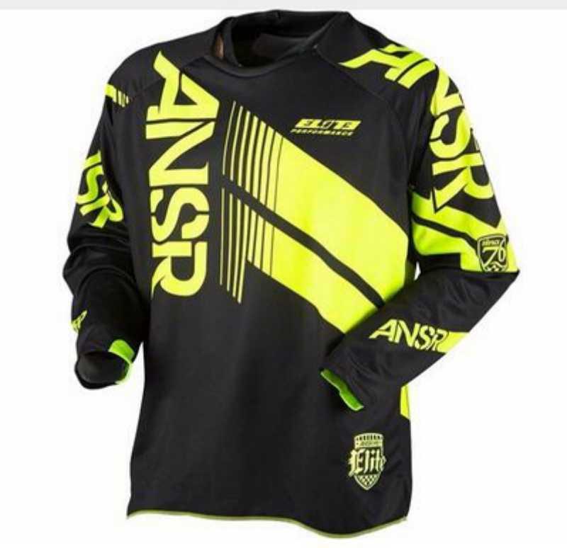 2019 Venta Caliente אנדורו נואבו Ciclismo Camisetas Abajo Bicicleta Ropa Dh Mx Mtb Camisetas Offroad מוטוקרוס Gp דה קאררס
