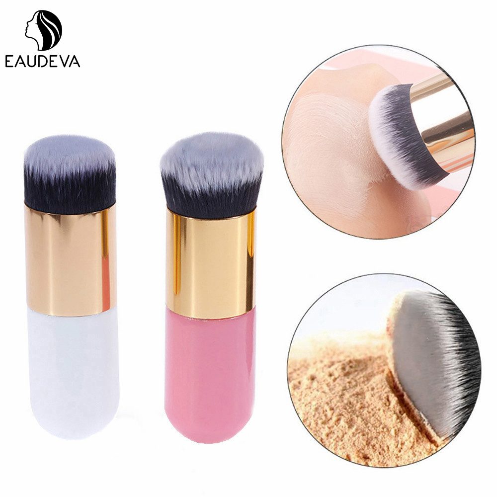 Makeup Chubby Handle Brushes Beauty Tool Foundation Loose Powder Concealer Blending Blush Brush Cosmetic Beauty Makeup Tool