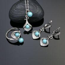 Lange Zucht Ohrringe For Frau Mode Schmuck Nachahmung Pearls Party Earring GE