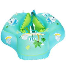Manufacturers Customizable Direct Selling BABY'S Swim Ring 0-5-Year-Old Children Baby Buoy Roll-over Newborns Baby Adjustable Ar
