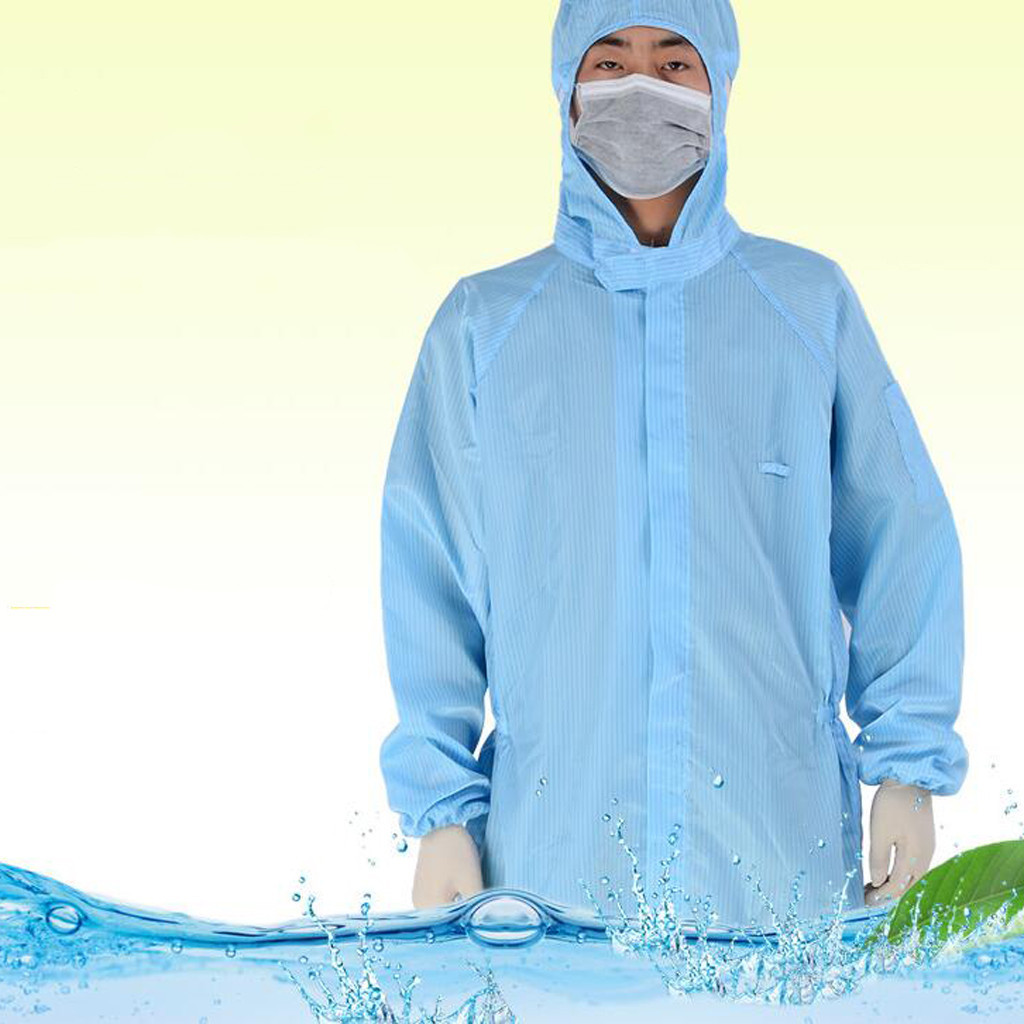 Disposable Protective Clothing as Coverall Medical Uniform and Isolation Suit for Nurse and Doctors 16