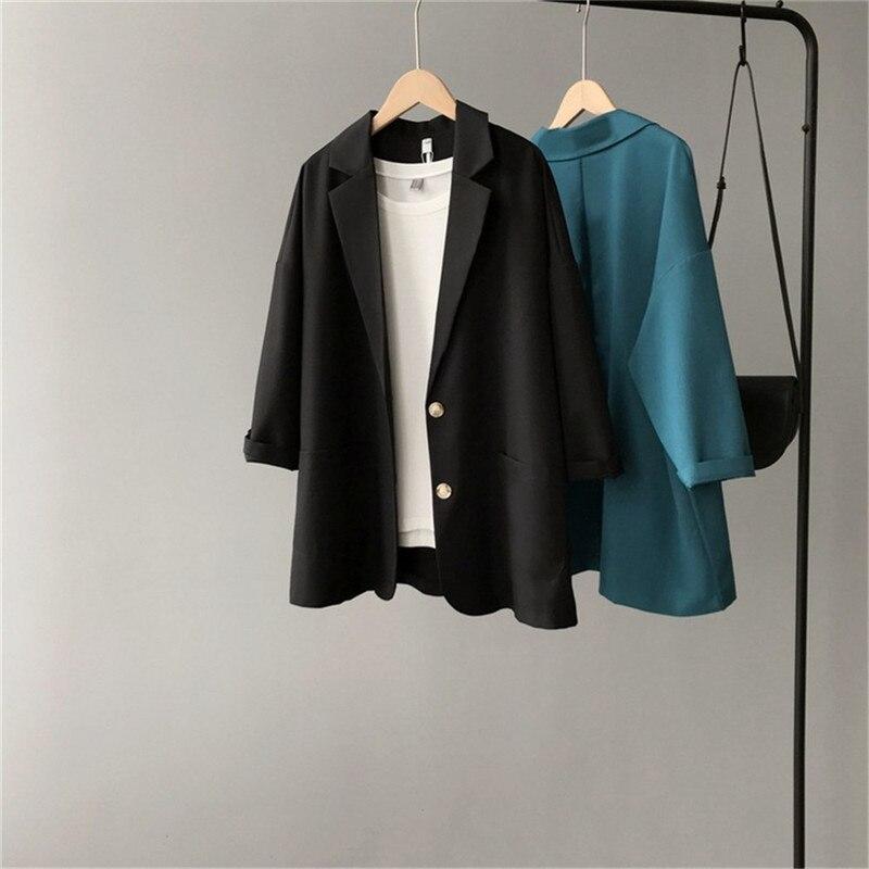 Women Office Jacket Slim Suit clothes 2019 Autumn Women`s Working Suit vadim blazer women`s tops Ladies Business Suit (2)