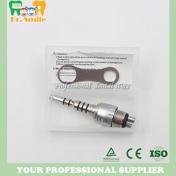 dental 6 hole Kavo optical quick coupling coupler for turbine handpiece