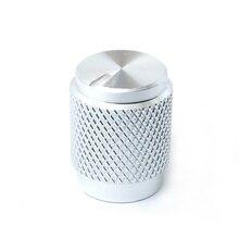 цена на Custom mechanical parts, Aluminum CNC machining, guitar hi-fi electronic aluminum Potentiometer knob