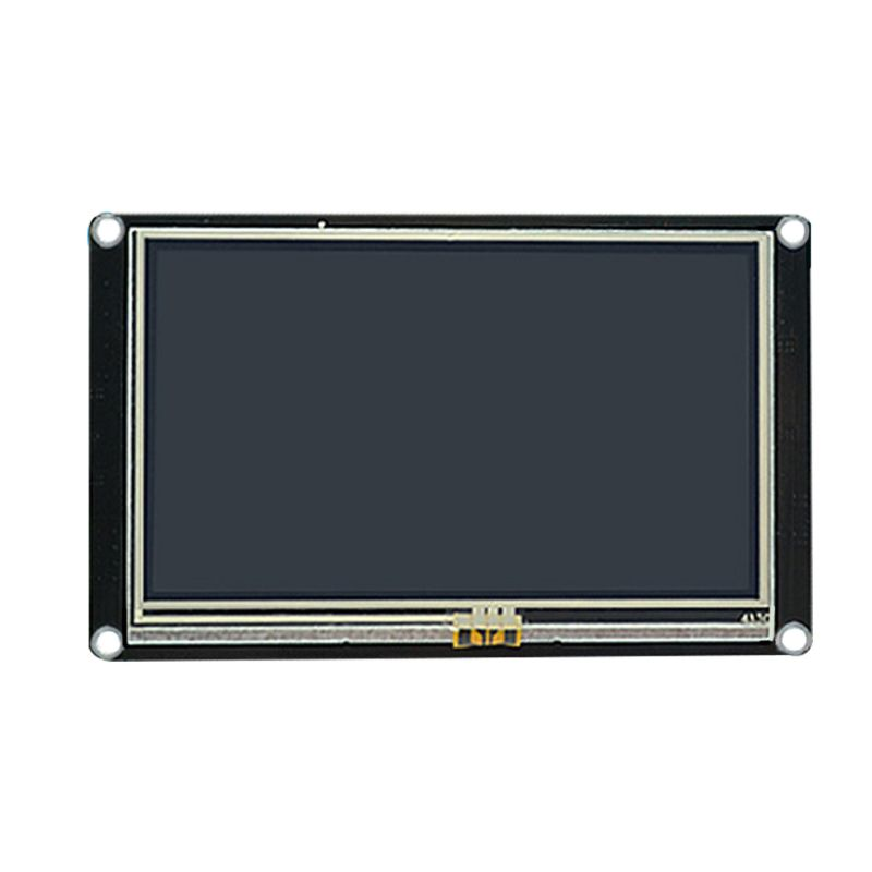 "4.3"" Nextion HMI Enhanced Resistance Touch Screen LCD Display USART Serial Port