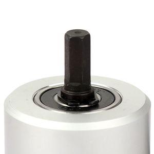 Image 3 - 1 Набор для резки металла с двойной головкой лист Ниблер пила Резак Инструмент набор инструментов для сверления вложения режущие инструменты аксессуары
