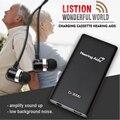 Instrumento auditivo recarregável amplificador de som da orelha para idosos cassete aparelhos auditivos china tom ajustável digital dispositivo do cuidado da orelha da ajuda