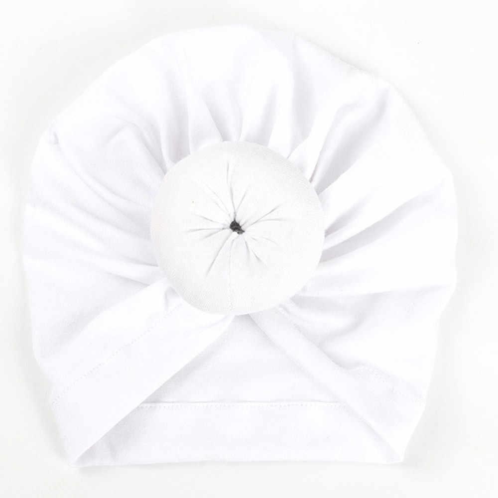 หมวกเด็กหมวกเด็กฤดูหนาว Turban เด็กวัยหัดเดินเด็กสาวอินเดียหมวกหมวกนุ่มน่ารัก шапка детская Dropshipping ##0
