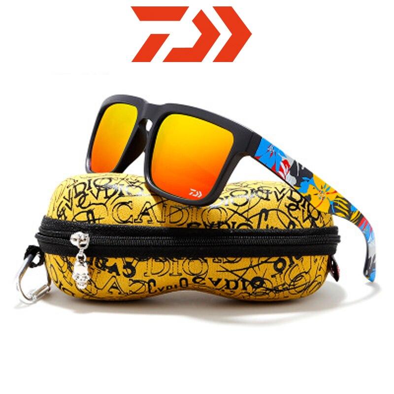 2020 Dawa Outdoor Driving Fishing Polarized Sunglasses Men and Women Sports Cycling Fashion UV Protection Sunglasses