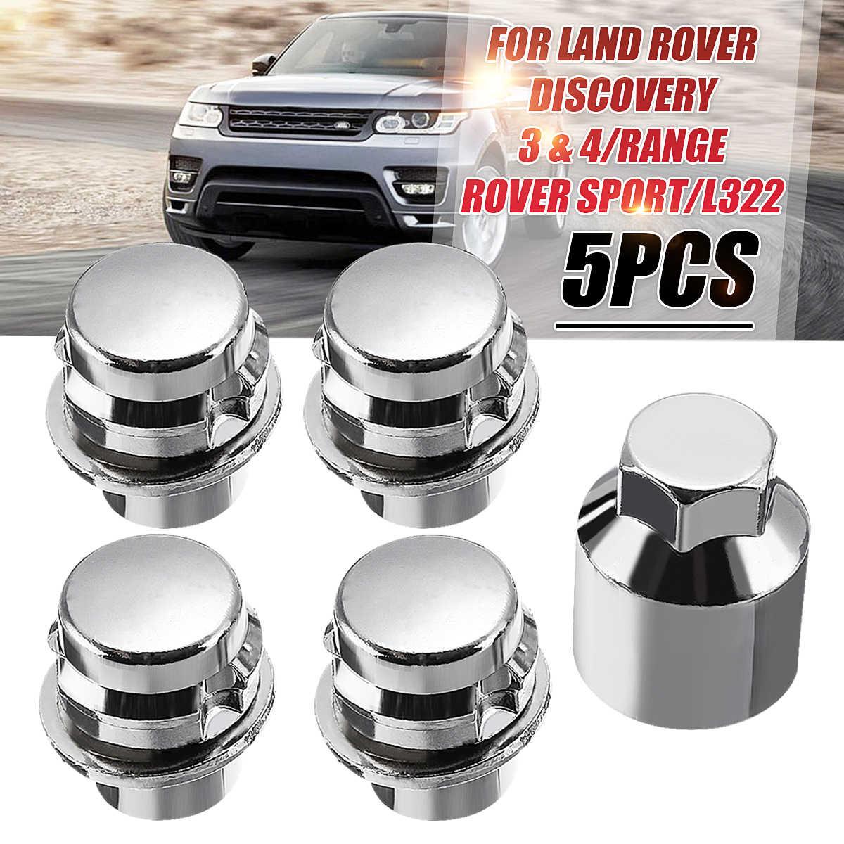 PARACHOQUES Trasero DYR500010 Clip 4x Ajuste Para Land Rover Range Rover Sport remolque universal