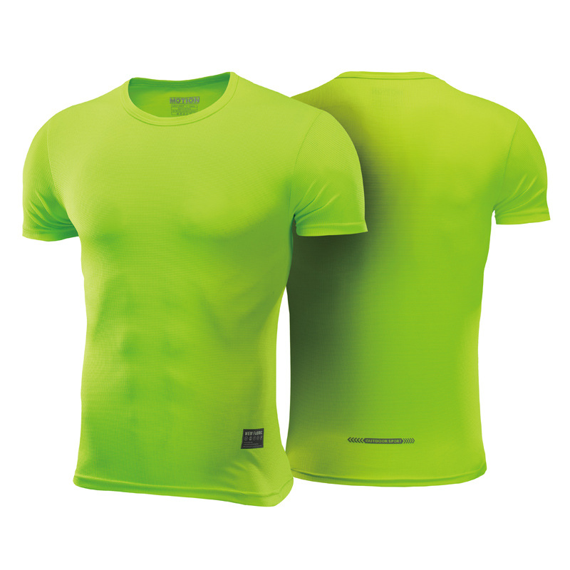 Dry Fast Breathable Men Women T-shirt Mountaineering Outdoor Sports Running Reflective T Shirt O-neck Short Sleeve Unisex Jersey