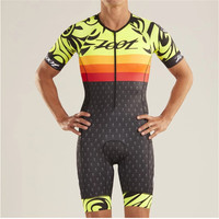 ZOOT High Quality New 2019 More Style Pro Cycling Skinsuit Men's Triathlon Sportwear Road Cycling Clothing Ropa De Ciclismo