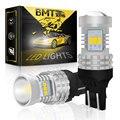 BMTxms Canbus Kein Fehler Für LADA Lada Kalina Granta Vesta LED Auto Licht T20 7443 7444 W21/5W SRCK DRL Tagfahrlicht