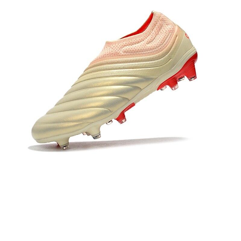 Frete grátis zusa copa 19 + fg botas de futebol alta qualidade sapatos de futebol vendas