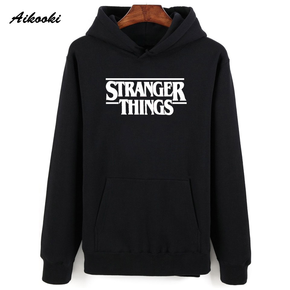 Cool Hoodies Sweatshirts Stranger Things Casual Kid's Children Women/men