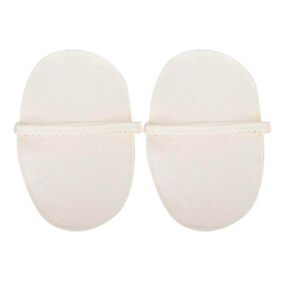 Reusable Washable Cotton Armpit Sweat Guard Cover Underarm Sweat Absorbent Pad Armpit Sweat Pad Antiperspirants