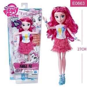 Image 3 - Zabawki My little pony Equestria Girls Rainbow move Twilight figurki klasyczne na prezent urodzinowy dla dziecka dziewczyna Bonecas